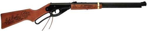 Daisy Red Ryder75th Anniv Air Rifle Lever .177 BB Maple Stk Black