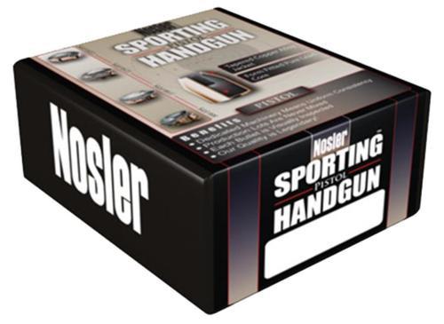 Nosler Sporting Handgun Pistol JHP 45 Caliber .451 230gr 250 Per Box