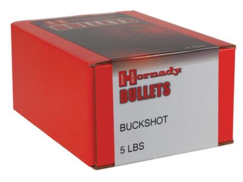 Hornady Number 4 Buckshot 5 Pounds