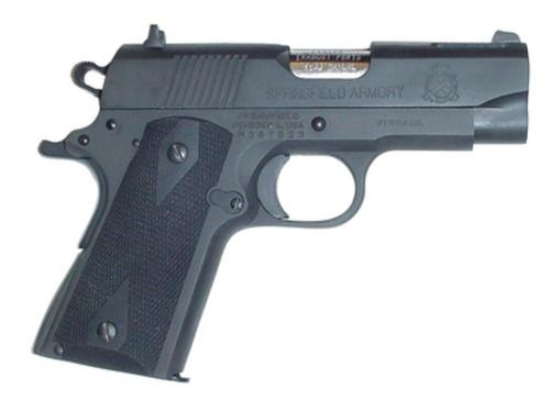 Pearce Grip 1911 Compact Rubber Side Panel Grips