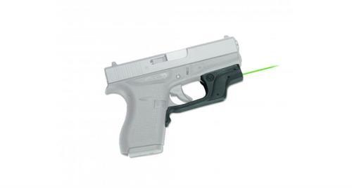 Crimson Trace Laserguard Green Glock 42/43