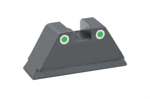 Ameriglo Classic For Glock Tritium Green Rear Only