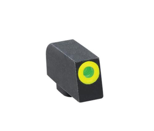 Ameriglo Front Tritium Night Sight For All Glock Green With LimeGreenLumi Outline .200 Height .140 Width