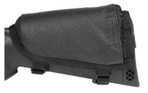 BlackHawk Tactical Cheek Pad, Adjustable HawkTex, Black