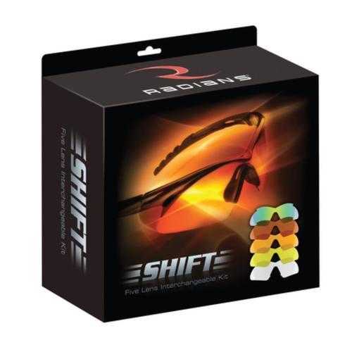 Radians Shift 5 Piece Interchangeable Lens Kit