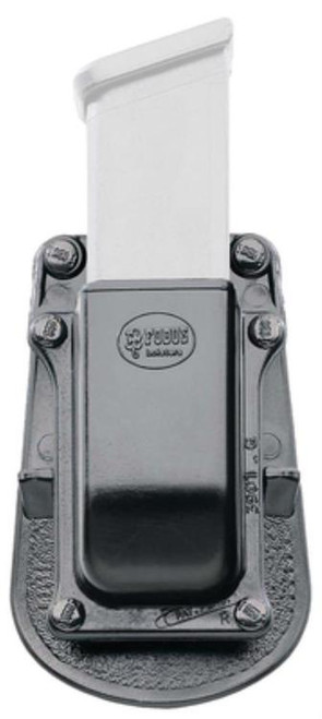 Fobus Single Mag Pouch Beretta, BHP, Sig, 9mm/.40SW Double Stack, Black