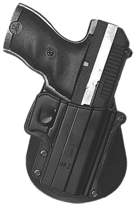 Fobus Paddle Holster, FIts Hi-Point 9mm/.380 ACP, Right Hand, Black