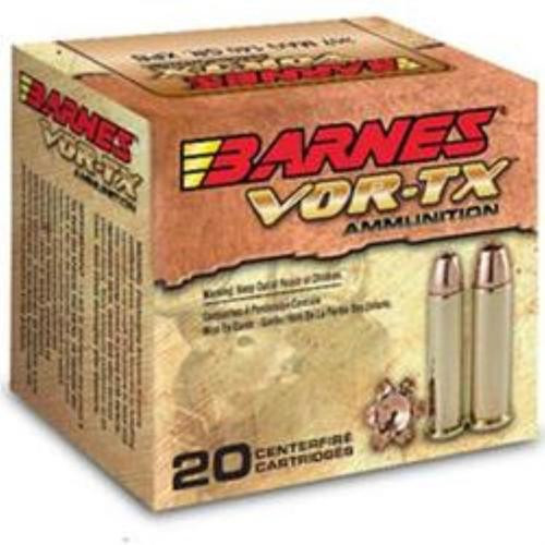 Barnes VOR-TX Handgun Hunting 454 Casull 250gr XPB 20rd Box