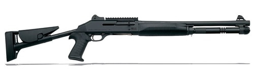 """Benelli M1014 Limited Edition 12 Ga, 18.5"""", Ghost Ring Sights, Pistol Grip Stock, 5rd"""