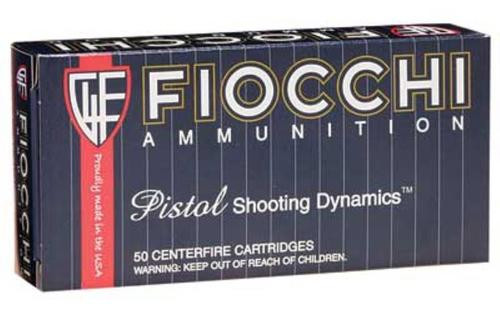 Fiocchi .44 Remington Magnum, 240 Gr, Jacketed Soft Point, 50rd Box