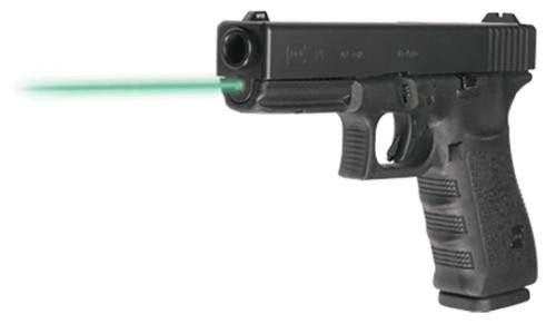 LaserMax LMS-1151G Guide Rod Green Laser For Glock 20/21/20SF/21SF (Gen 1-3) Black