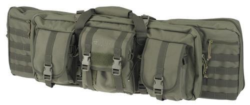 """Drago Gear Tactical Gun Case 36"""", 600 Denier Polyester, Green"""