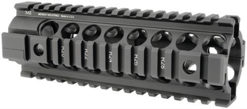 Midwest Gen2 Two-Piece Free Float Handguard Carbine Length Black