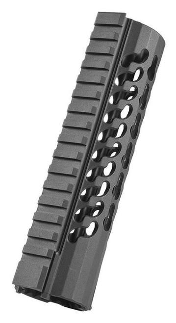 "Samson Evolution Keymod AR-15 Aluminum 7"" Rail Black"