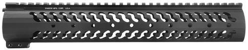 "Samson Evolution 12.37"" Handguard, Rails AR-15 Alum Black"