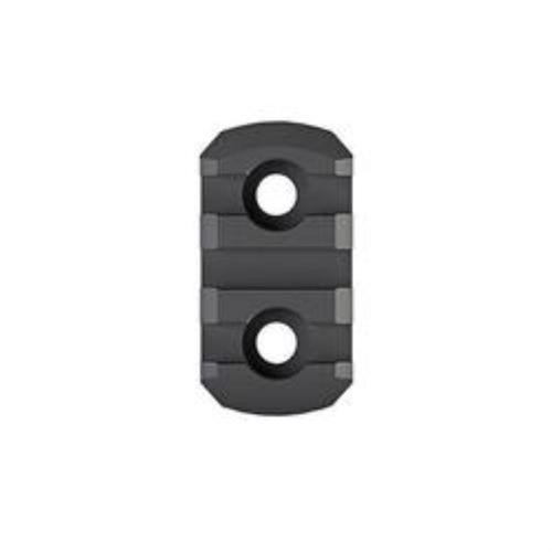 Magpul M-LOK 3 Slots Rail Section Polymer Black