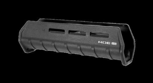 Magpul Black MOE M-Lok Forend for Mossberg 500/590 Series Shotguns.