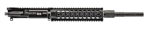 """Alexander Arms 50 Beowulf A4 Upper, Mid Length 4 Rail Midwest Free Float Hand Guard, 16"""" Barrel"""