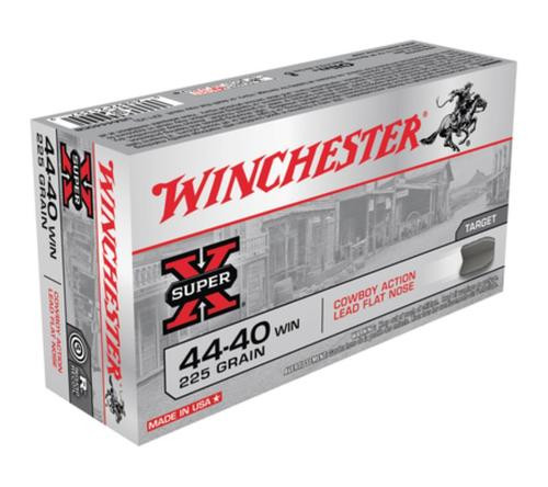 Winchester USA 44-40 Winchester Lead 225gr, 50Box/10Case