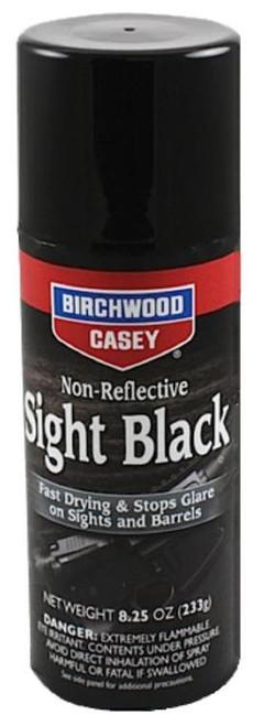 Birchwood Casey Sight Black Metal Finish 8.5oz Aerosol