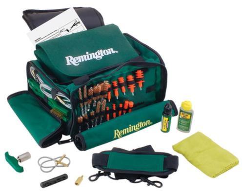 Remington Squeeg-E Range Bag Cleaning Kit, Range Bag