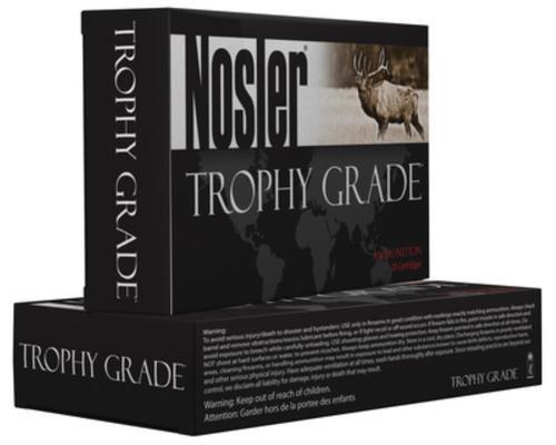 Nosler Trophy Grade 7x57 Mauser 140gr, AccuBond 20rd Box