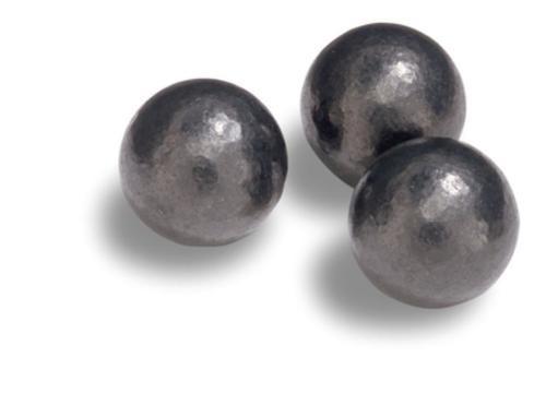 Speer Muzzleloading .45 Black Powder Lead Balls 128gr, 100 PK