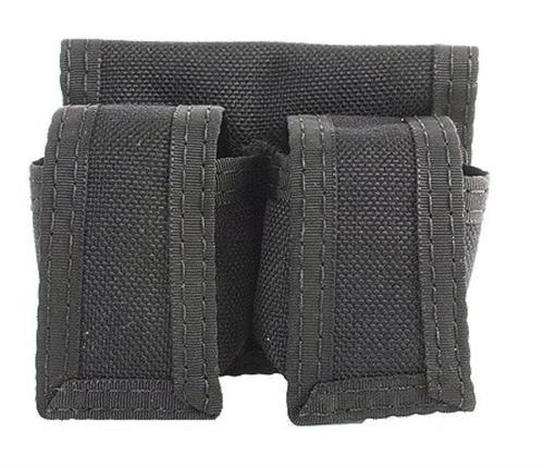 """HKS Speedloader Case Medium, Fits up to 2.75"""" Belts Black Dupont Hytrel"""