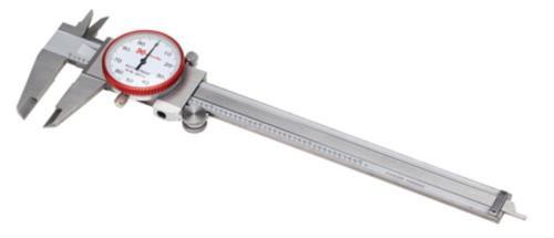 Hornady Dial Caliper Silver Multi-Caliber Stainless Steel