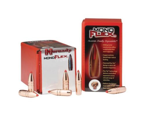 Hornady Monoflex Rifle Bullet .308 Marlin Express .308 Diameter 140gr, Monoflex, 50rd/Box