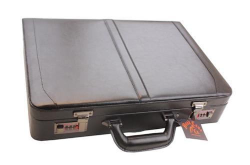 Peak Case Covert 1911 Pistol Briefcase - Leather