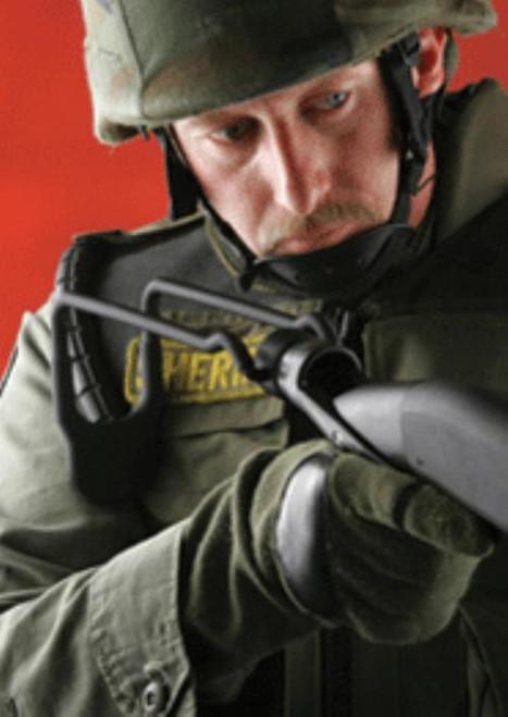 Blackhawk KC SpecOp Shotgun Rubber Coated Metal Matte Black