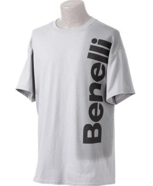 Benelli Vertical Logo T-Shirt, Large