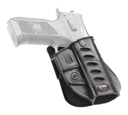 Fobus Evolution 2 Series Roto Belt Holster For CZ P-07 Duty Black Right Hand