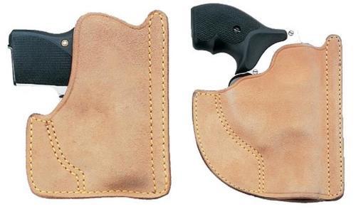 Galco FRONT POCKET HOLSTER 204 Pocket Natural Horsehide/Leather