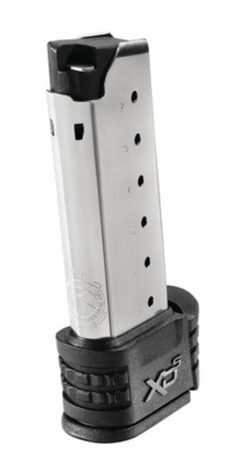 Springfield XDS Magazine, 45 ACP, 7 Round Extended, Sleeves