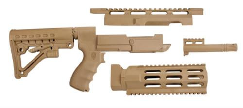 ProMag Archangel 10/22 Conversion Package, No Bayonet, Desert Tan