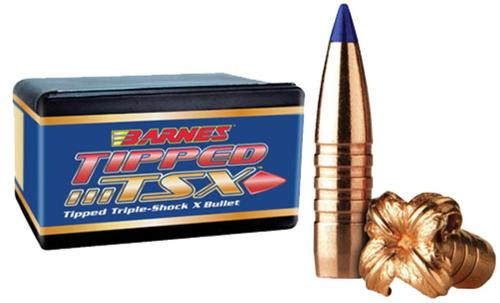 Barnes Bullets 30873 Rifle 30 Caliber .308 130gr, TTSX BT, 50rd/Box- Reloading Bullets
