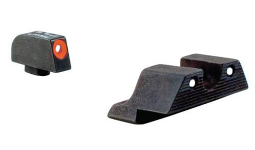 Trijicon Heavy Duty Night Sights Orange Front Outline Glock 17/17L/19/20/23/24/26/27/29/34/35/37/39