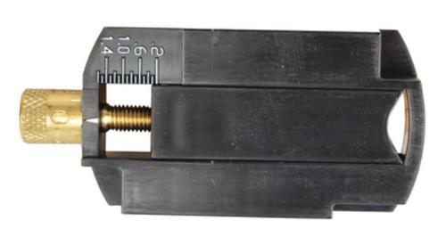 Lee Adjustableustable Charge Bar Each All Adjustable Between .28 & 1.6cc