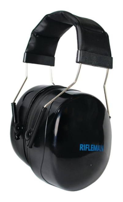 Pro Ears Rifleman P30 Ear Muff Hearing Protectors Black