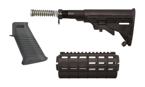 Tapco Intrafuse AR-15 Stock Set Black