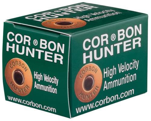 Cor-Bon Hunter .45-70 Government 460 Gr, Hard Cast, 20rd/Box, 25 Box/Case
