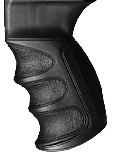 ATI AR-15 Scorpion Pistol Grip With Finger Grooves Black