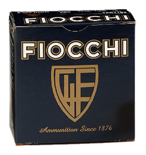 "Fiocchi 1 Steel Waterfowl Shotshells 12 ga 3"" 1-1/4oz 1 Shot, 25rd/Box"
