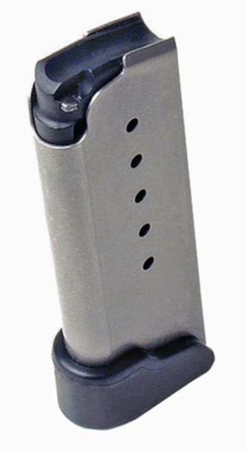 Kahr MK40 6 Rd Magazine 40SW, Grip Extension