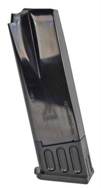 Mec-Gar Magazine Browning Hi-Power 9mm, Blue Finish, 10rd