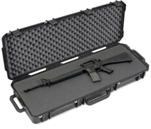 SKB Mil-Std IM Short Rifle Case, Polypropylene Black