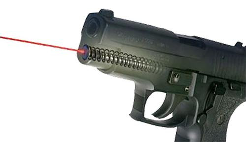 "LaserMax Guide Rod Red Laser For Glock 23 Gen4"" 635nm .75@25yds"