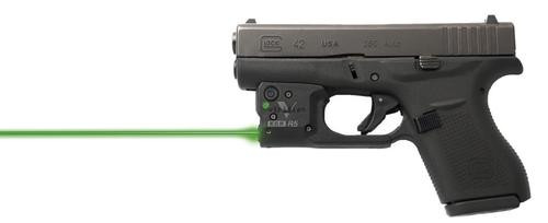 Viridian Lasers Reactor 5 Green Laser With ECR and Holster For Glock 26/27